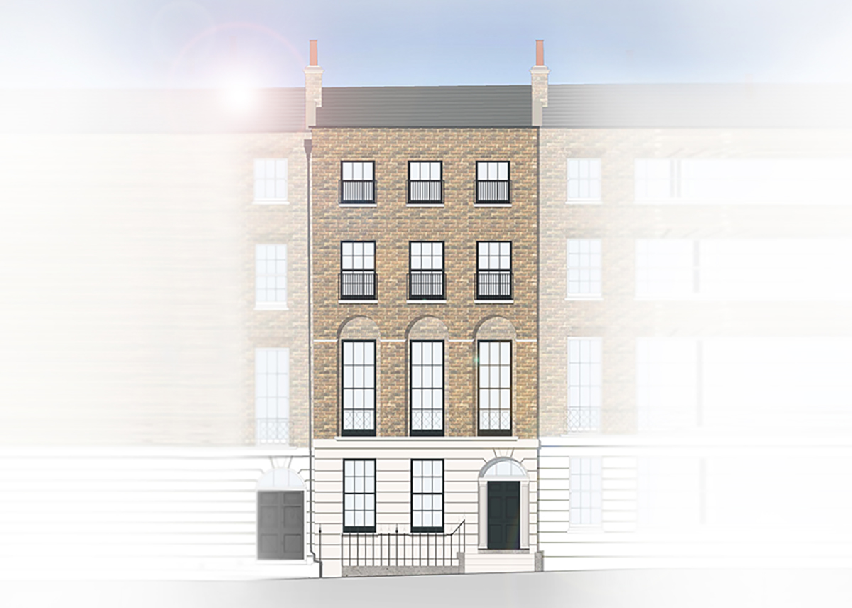 Grade II listed Refurbishment – London