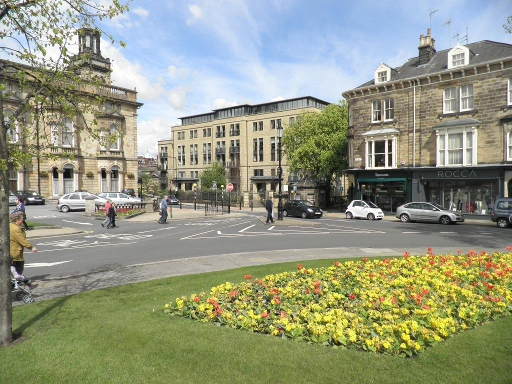 Royal Baths II Apartment – Harrogate City Centre