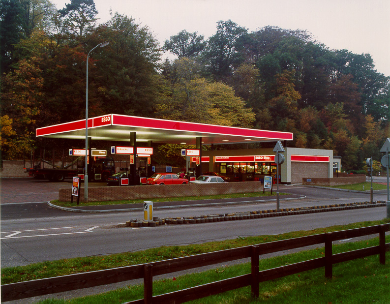 Esso Petroleum – Across the UK