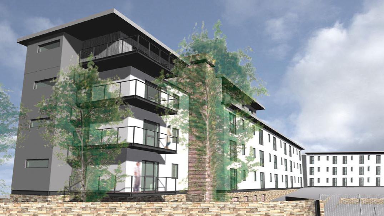 Poplar Residential Development – Huddersfield