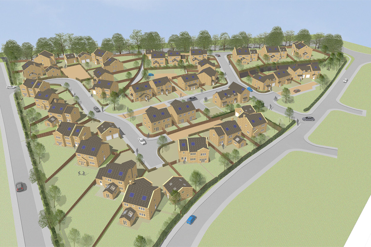 Raikes Road Development – North Yorkshire