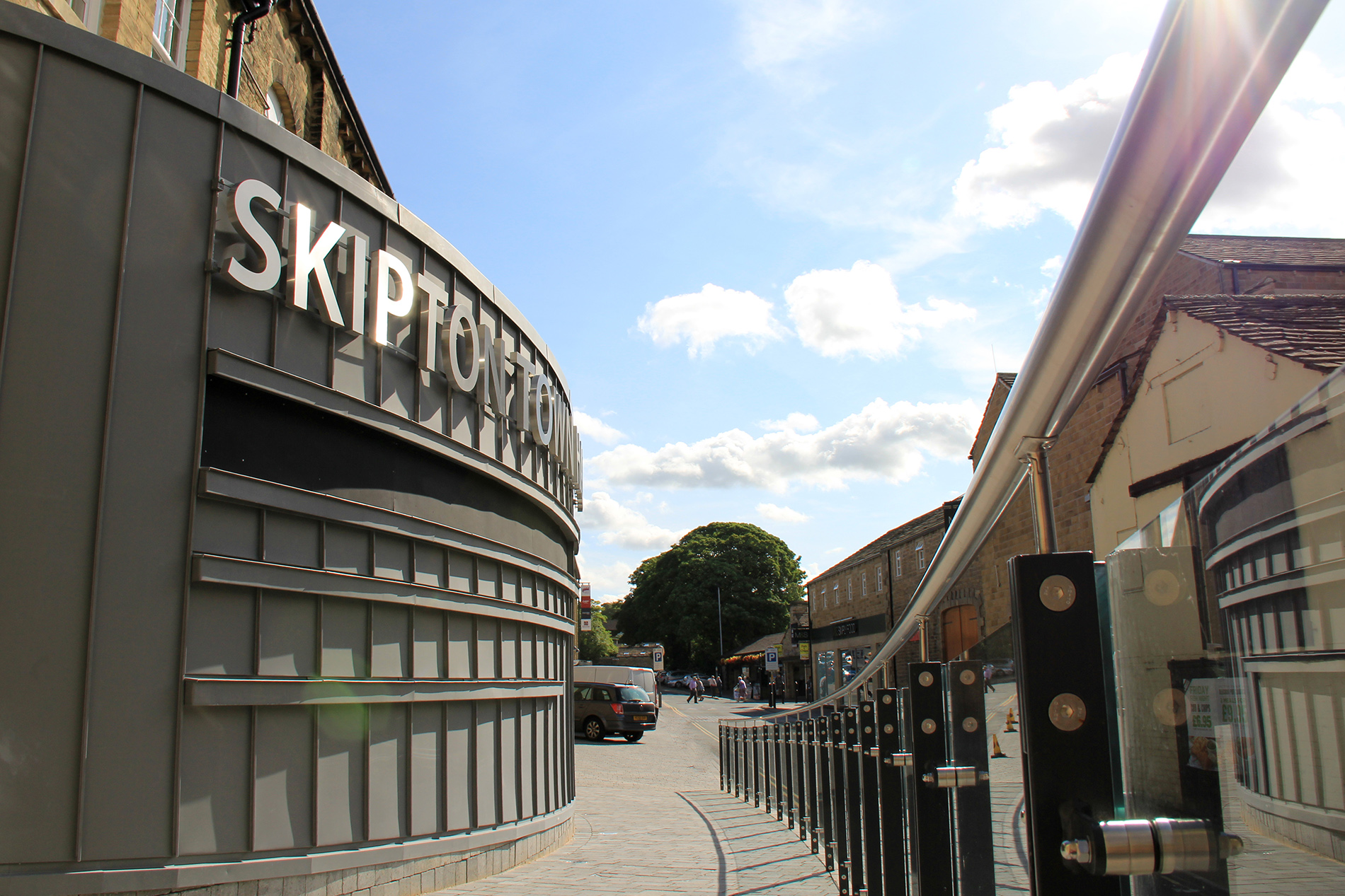 Skipton Town Hall Refurbishment – North Yorkshire