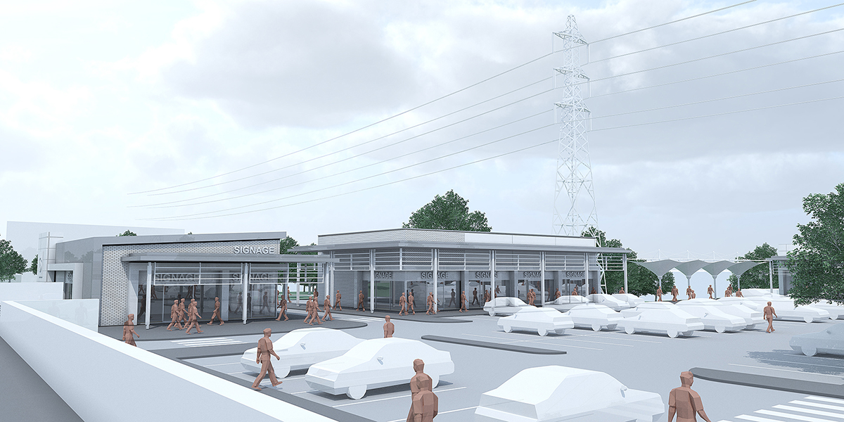 Hattersley Retail Centre – Greater Manchester