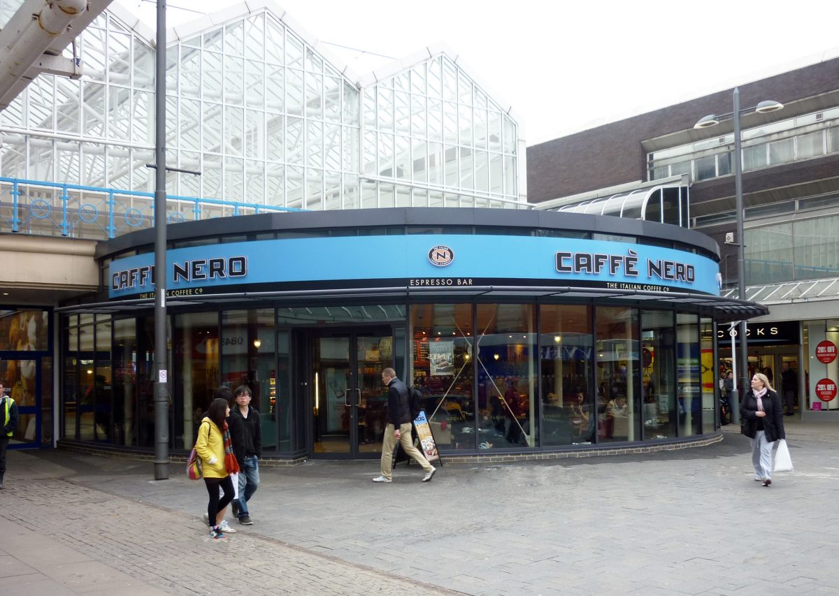 The Bridges Cafe Nero – Sunderland