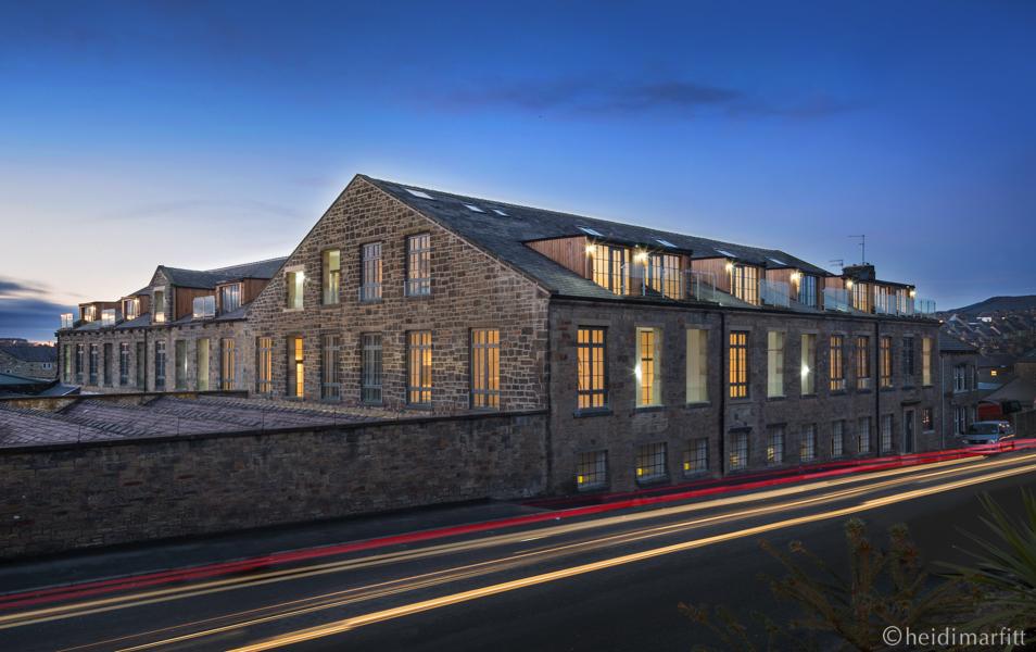 Firth Street Mill Residential Development – North Yorkshire