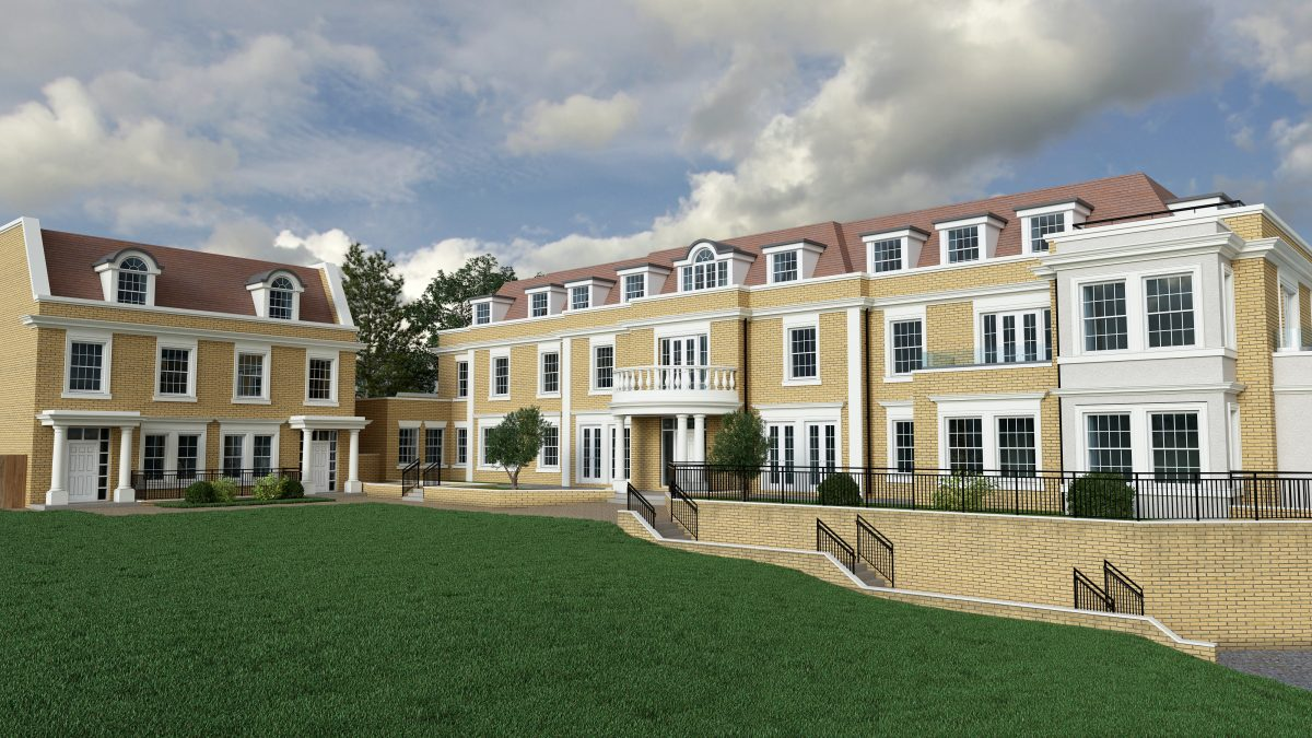 Brooklands Residential Development – Weybridge, Surrey