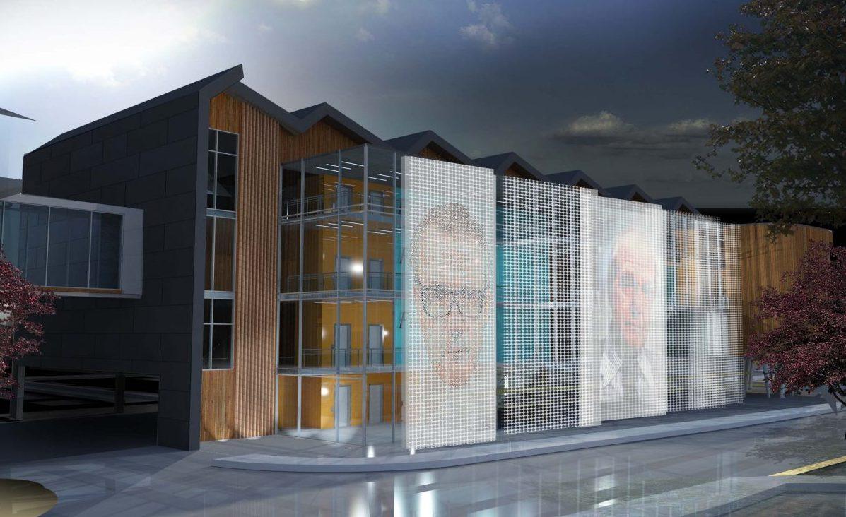 Leeds College of Art Concept
