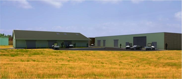 Consolidation of Laboratory Facilities