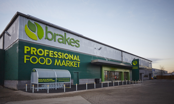 Brakes Food Wholesalers – Croydon, London
