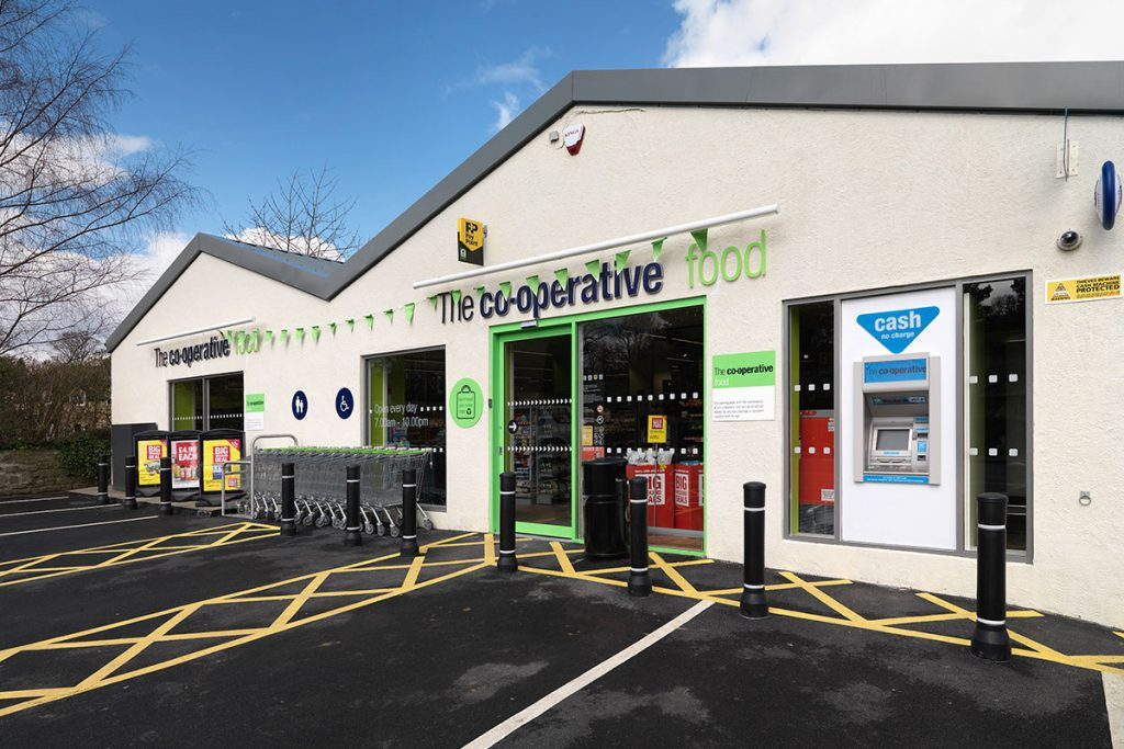The Co-operative Group – Across the UK