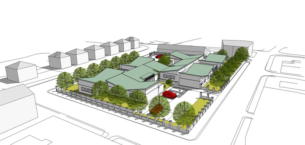 Grafton Road Extra Care Development – Staffordshire