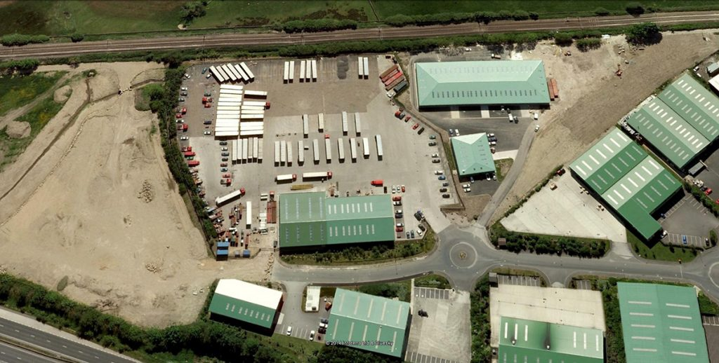 JODA Freight Distribution Hub – North Yorkshire