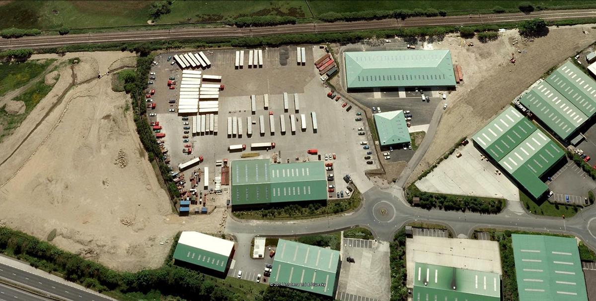 JODA Freight Distribution Hub – North Yorkshire