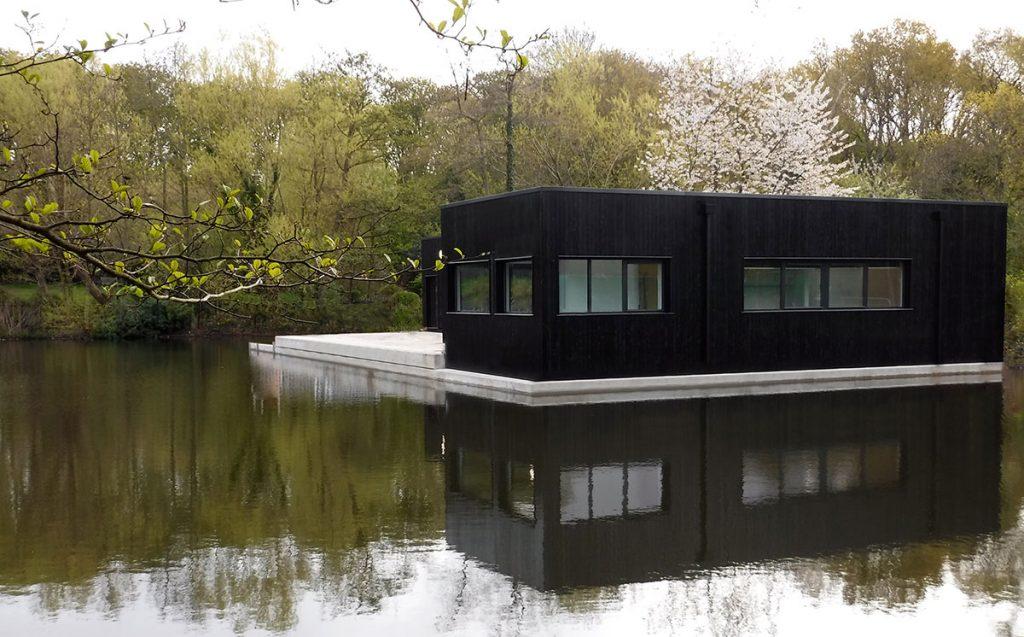 Kenwood Ladies Pond – Hampstead Heath, London