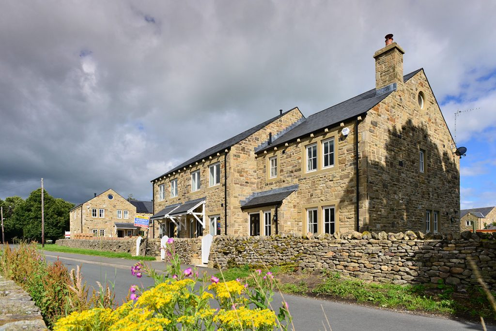 Lords Close Residential Development – Giggleswick