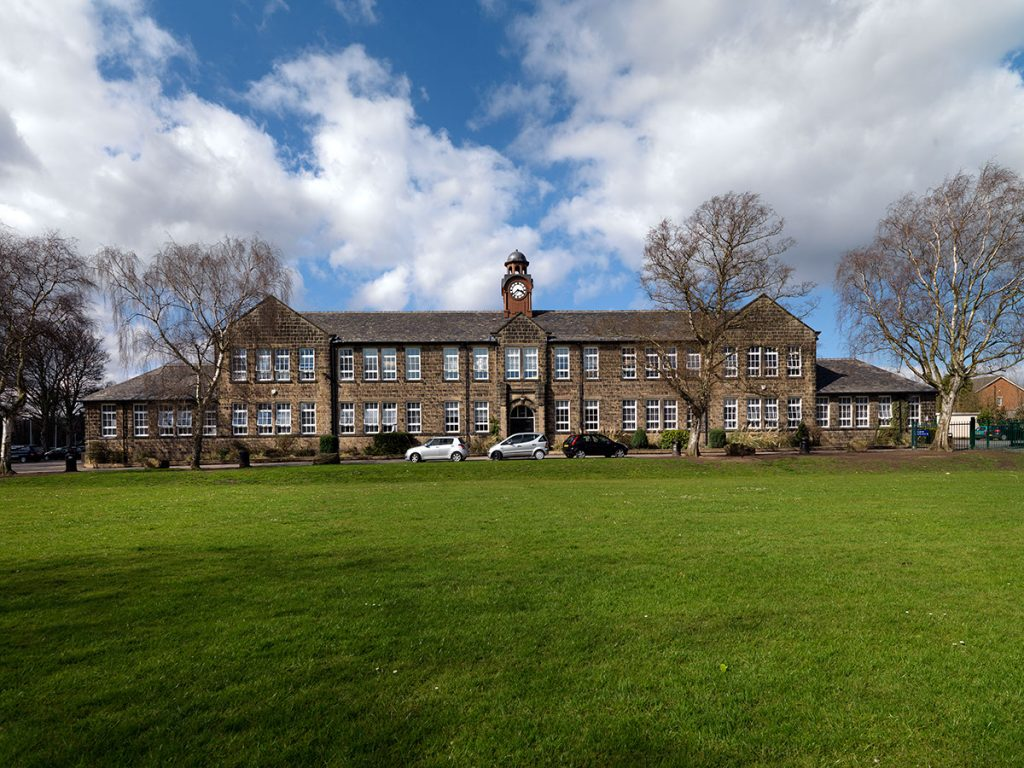 Prince Henry's Grammar School Refurbishment and New Build Sixth Form Facilities – Leeds