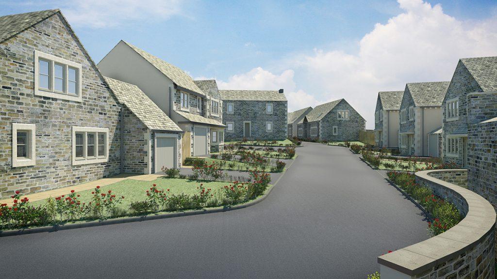 New Deatched Homes – Marsden Park Lancashire