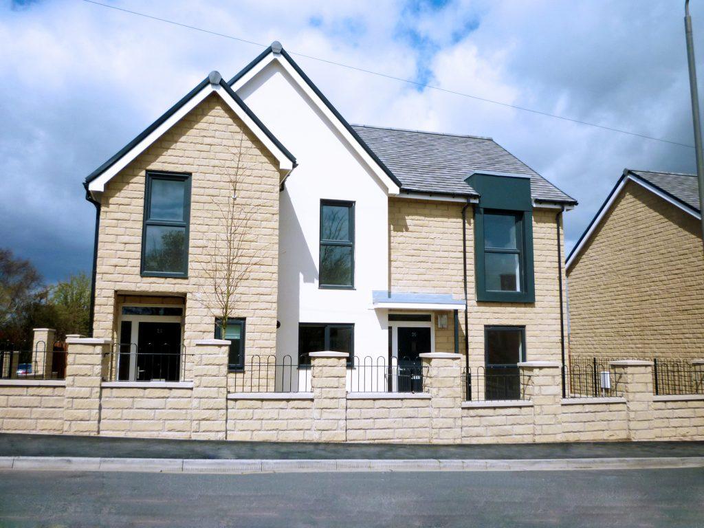 Railway Terrace Residential Development – Wakefield