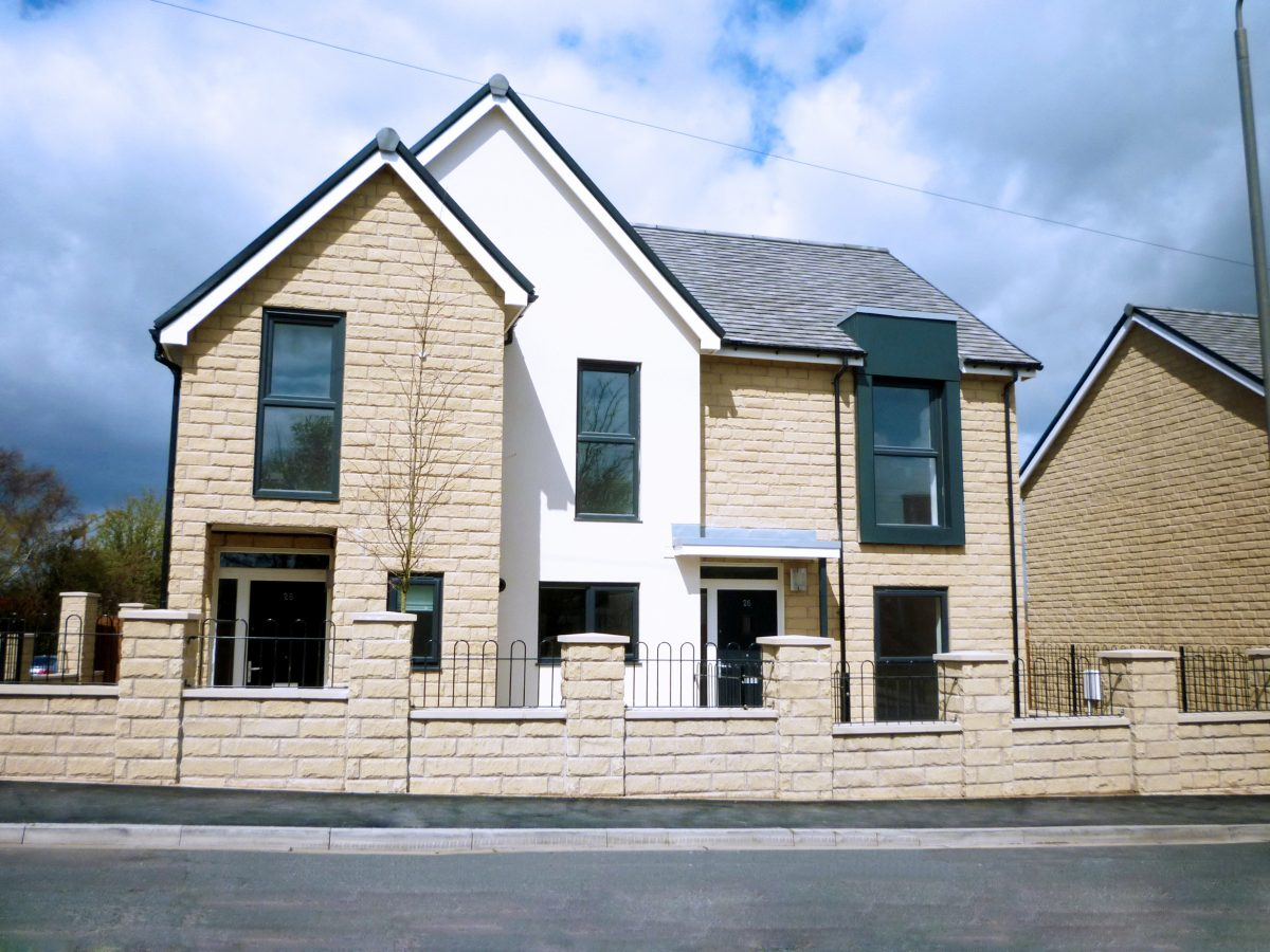 Railway Terrace Residential Development – Wakefield