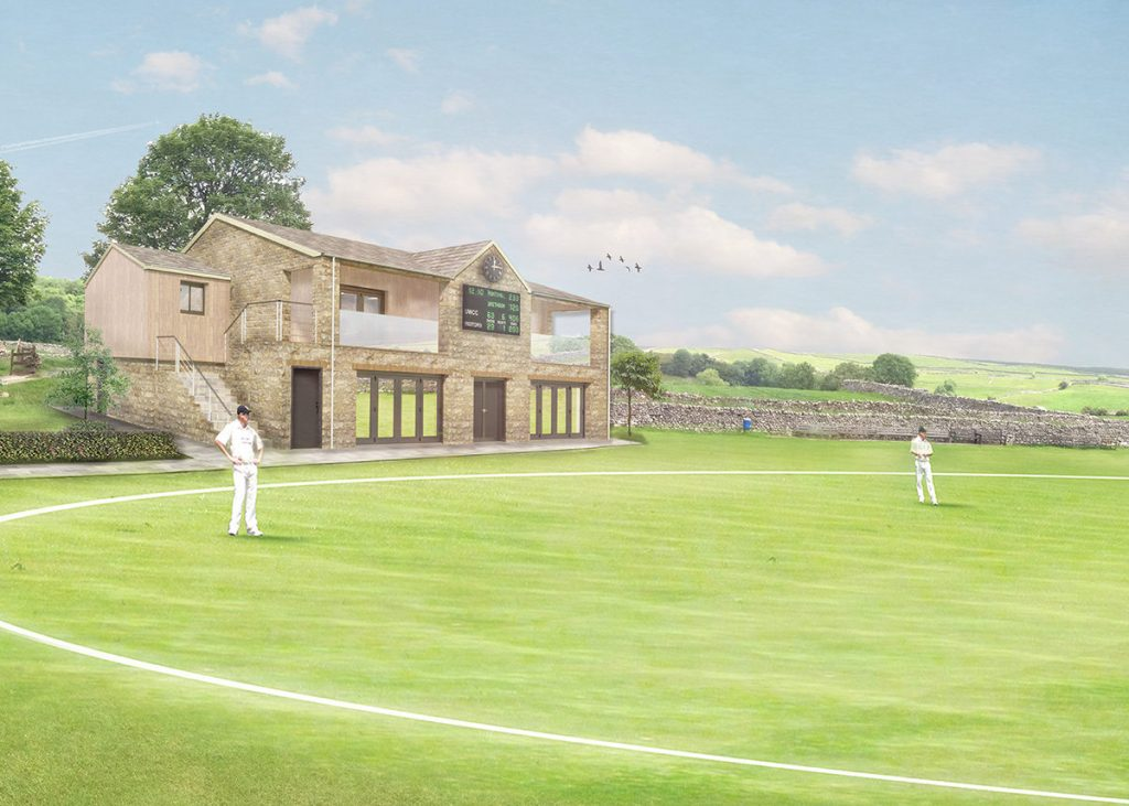 Upper Wharfedale Cricket Club Clubhouse Pavilion – North Yorkshire