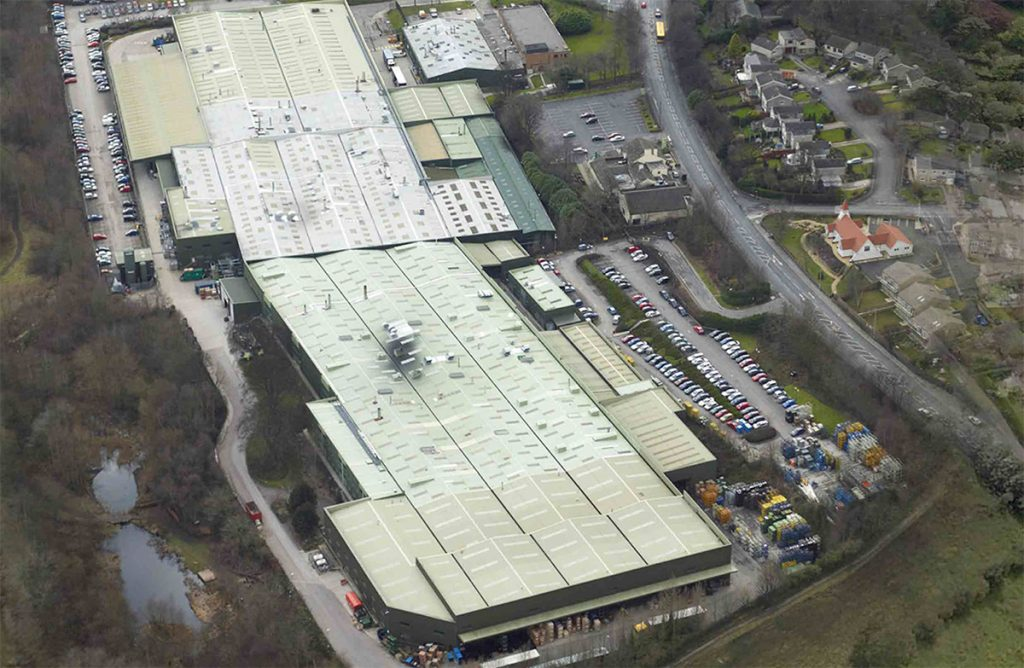 Denso Marston Manufacturing Facility – Yorkshire