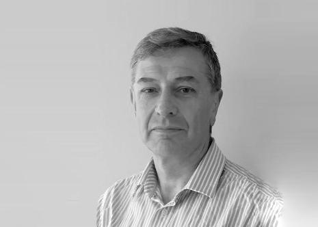 Martin Gaskin – Finance Director