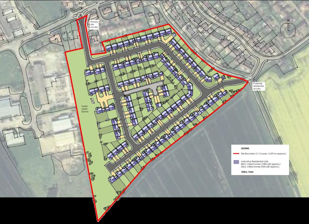 Wheldrake Residential Development – York