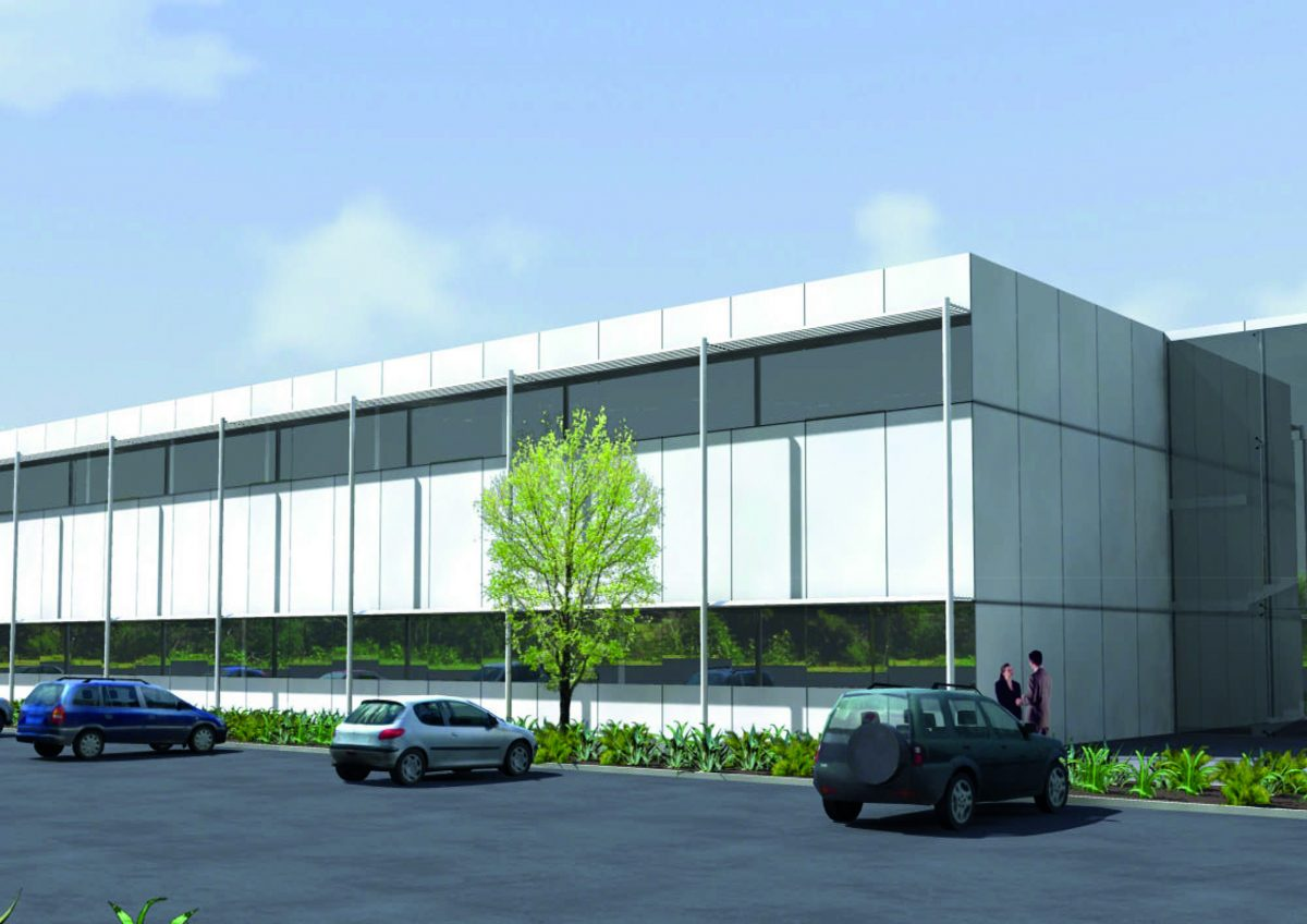 New Toxicology Facility – China