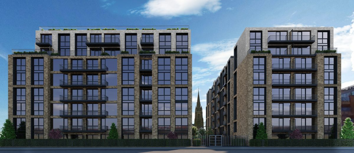 Modular Apartments – Herschel Street, Slough