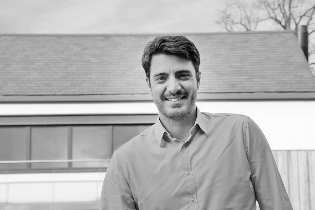 Antony Sutcliffe – Senior Architectural Technician