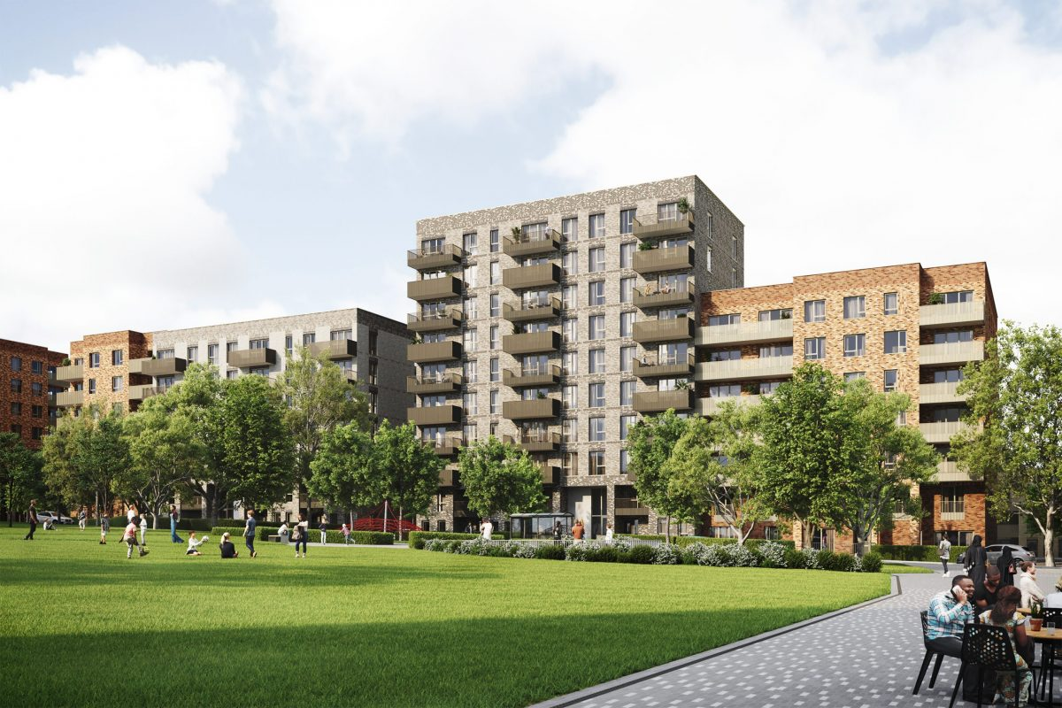 Acton Gardens Urban Village – London