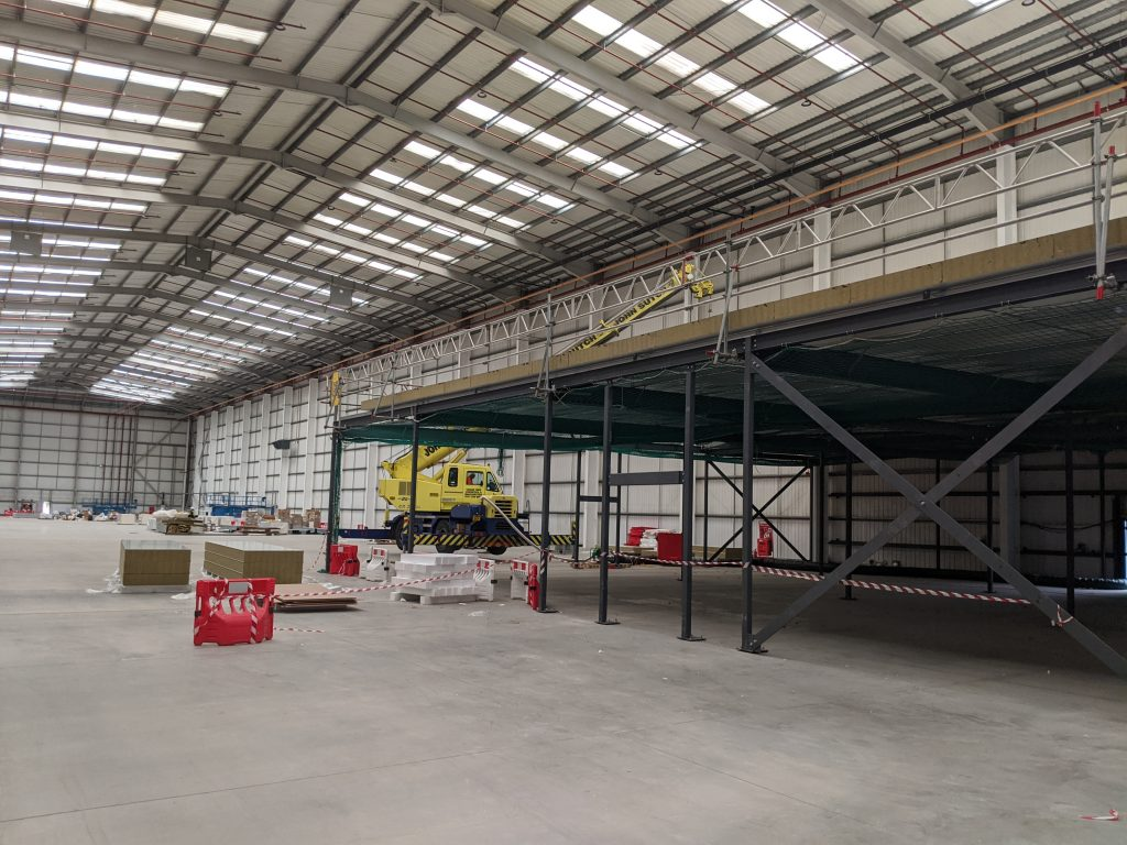Honeywell Distribution Centre – Ellesmere Port, Cheshire