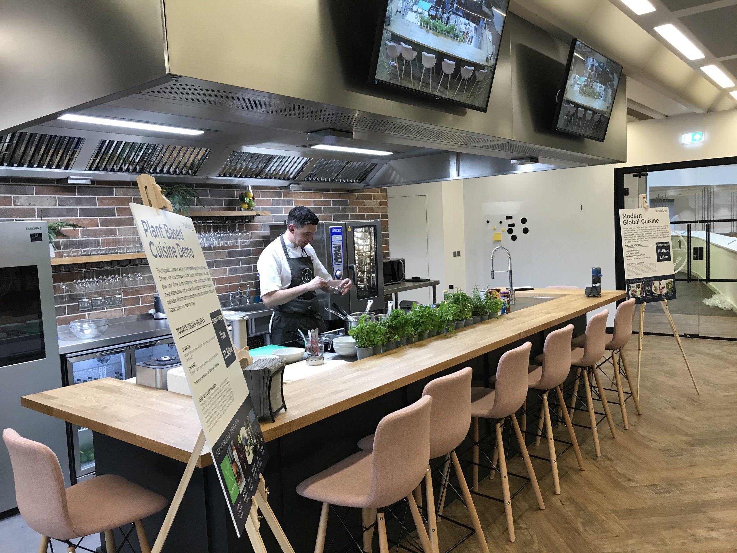 Foodology at One Angel Square – Manchester