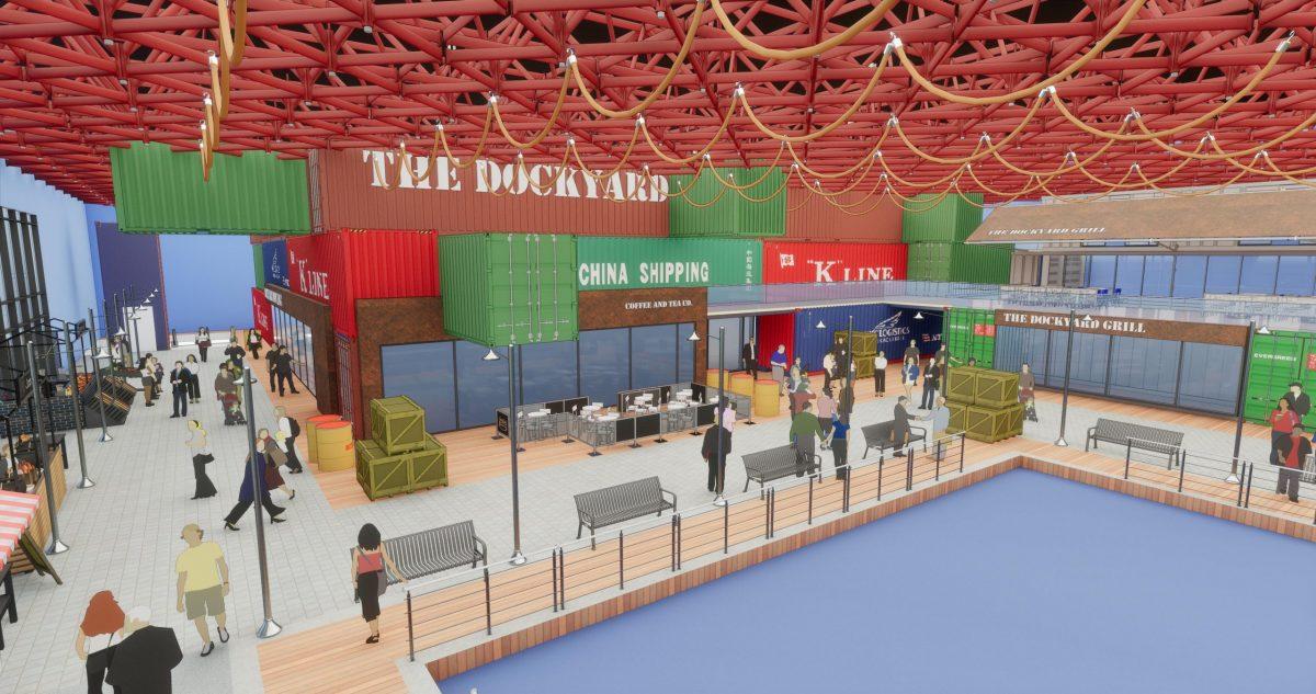 The Dockyard Leisure Hub – Sunderland