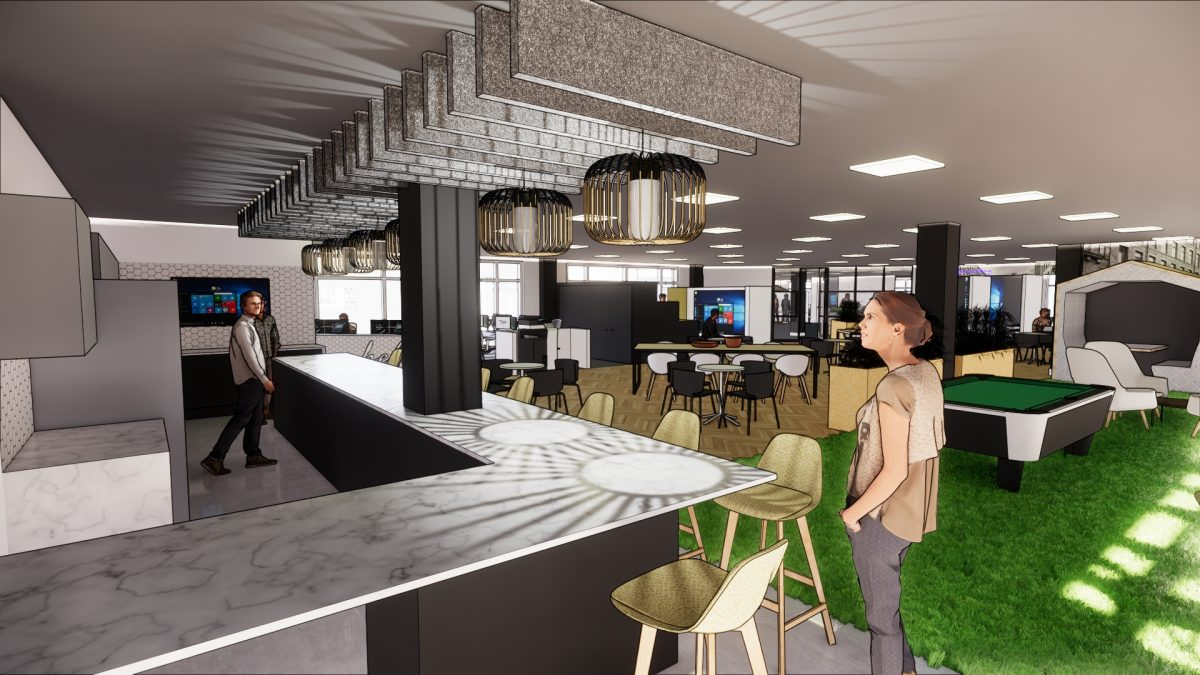 BJSS Head Office – Leeds